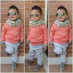 Spring look boy fashion