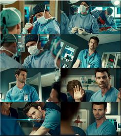 from Saving Hope