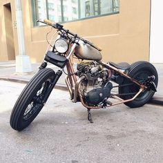 Bobber Inspiration | xs650 bobber | Bobbers and Custom Motorcycles