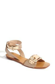 002598ec3c7 VC Florence sandal Gold Sandals