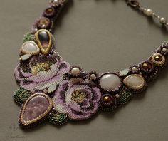 "collar ""Lilac Dream"""
