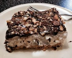 Weight Watcher Girl: Recipe!! Weight Watcher Friendly Snickers Bar Pie! 4 Points per Huge Slice!