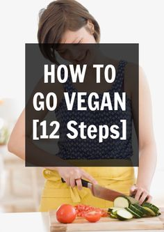Beginners guide to going vegan. I've been a vegetarian for nearly a decade and have wanted to go vegan for 6 years. Perhaps this year I can finally stick to it.