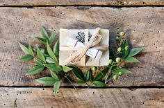 Eco Friendly Holiday Gift Set   Soap and by WhisperingWillowSoap