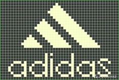 Adidas logo Animal Skeletons, Crochet Granny, Meeting New People, Say Hello, Adidas Logo, Chevrolet Logo, Event Planning, Diy And Crafts, Embroidery