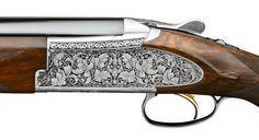 Browning, Wood Oil Finish, Hunting Guns, Shotguns, Leather Case, Belt, Empire, British, Accessories