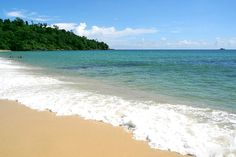 la plage de My Khe, Danang