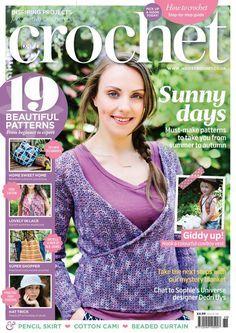 Inside Crochet Issue 68 2015 - 轻描淡写 - 轻描淡写