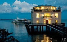 awesome pier house, Charleston