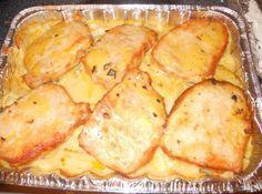 Pork Chop Potato Casserole – Easy Recipes