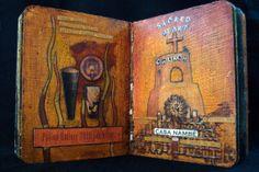 alamodeus: Altered books ...