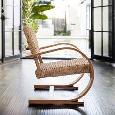 French Modernist Armchair - Furniture - Living Room - Chairs - Wisteria