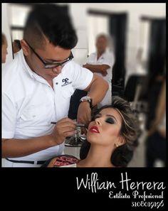 ¡Buenos días #Lunes! Inicio mi semana invitándote a asesorarte conmigo para que lleves tu look ideal. Llámame 3108019196 ¡Un abrazo de tu amigo y Estilista Profesional William Herrera! #FelizLunes #Belleza #Estilista #Peluquería #Maquillaje #Look #Caleñas #Hermosas #CaliCo #Colombia #MAC #Estilo #Glamour #Recogidos #Ondas #Color #Iluminaciones #Bayage #Asesoría #Profesional #AmoMiTrabajo #TrabajoConPasión