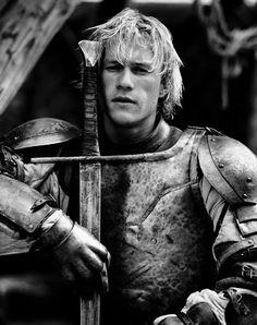 Heath Ledger...a Knight's Tale....RIP