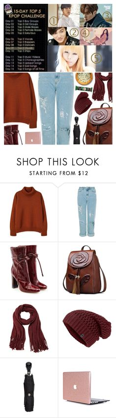 """""""15-Day TOP 5 KPOP Challenge: Day 09"""" by carol-comt ❤ liked on Polyvore featuring Malone Souliers, Steve Madden and Alexander McQueen"""