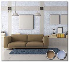 серо коричневая мебель