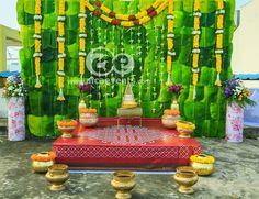 Much like a wedding, this event can be formal, casual, or semi-formal. Wedding Backdrop Design, Wedding Stage Design, Desi Wedding Decor, Wedding Stage Decorations, Wedding Day, India Wedding, Wedding Mandap, Dream Wedding, Arch Decoration