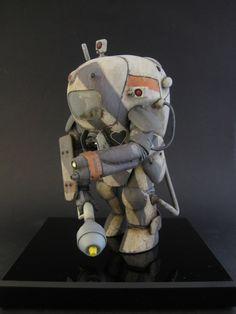 SF3D Ma.K. Maschinen Krieger PKA Gustav & Nixe - My obsession mit Yokoyama…
