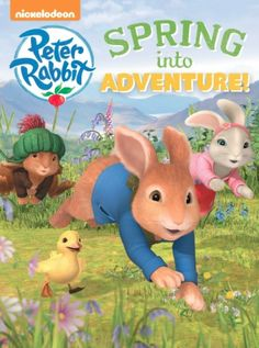 """DVD Review: """"Peter Rabbit: Spring Into Adventure"""" (& Giveaway Ends 3/5)"""