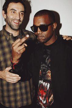 Kanye x Givenchy