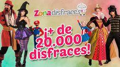 20.000 disfraces originales ¡Zonadisfraces.com!