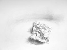 Tanya Wood 'Toms Peppers' (2013) I chose this image because the pencil drawing is very finely observed and I share Wood's interest in ideas concerning our everyday experience of being consciously present. Her drawings are acts of mindfulness.