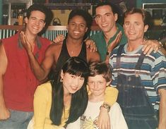 David Yost, Johnny Yong Bosch, Jason David Frank, Show Power, Forever Red, Go Go Power Rangers, Ghost Busters, Mighty Morphin Power Rangers, Super Heros