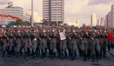 GDR National People's Army