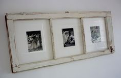 window frame ideas | ... piccies in an old casement window which we turned into a frame