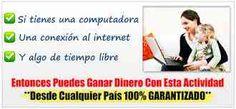 TRABAJA DESDE TU CASA, POR INTERNET FRANQUICIA DIGITAL. OPORTUNIDAD DE NEGOCIO