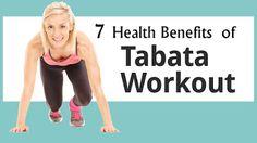 Tabata Workout 7 Health Benefits