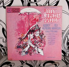 Hey, I found this really awesome Etsy listing at https://www.etsy.com/listing/290712057/vintage-my-fair-lady-vinyl-record