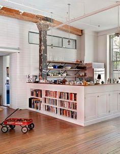 inspiration kitchen for the dream loft