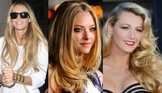 Blonde beauties with blowouts !