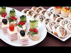 Finger Food Appetizers, Finger Foods, Appetizer Recipes, Veggie Skewers, Sushi, Healthy Lifestyle, Bakery, Veggies, Food And Drink