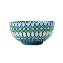 Christopher Vine Avalon Oasis Bowl 15.5cm  #retro #dining #christophervine
