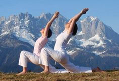 Yoga: Enhanced body awareness