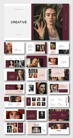 How To Brochure Design In Photoshop Portfolio Design Layouts, Book Design Layout, Fashion Portfolio Layout, Magazine Layout Design, Design Portfolios, Graphic Design Layouts, Graphisches Design, Buch Design, Slide Design