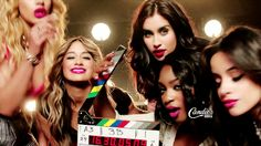 Fifth Harmony for Candie's.