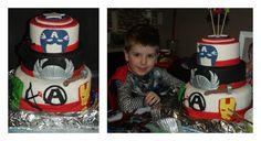 Avengers Birthday Party Ideas   Photo 1 of 6