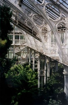 Kew Gardens, going here on Saturday...