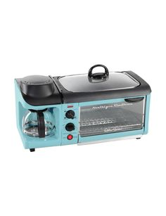 Shop today for Nostalgia Retro Series 3-in-1 Breakfast Station & deals on Kitchen Appliances! Official site for Stage, Peebles, Goodys, Palais Royal & Bealls.