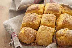 An Australian Favourite - Pumpkin scones