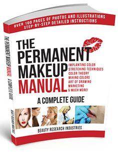 2015 Permanent Makeup Manual - Permanent Makeup Technology