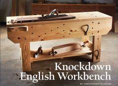 Knockdown English Workbench