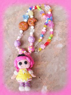 Quetzal Princess: A blog about crafts and more!: How to Make a Lalaloopsy doll with Polymer Clay