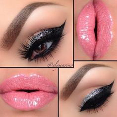 Attractive Makeup Ideas for Brown Eyes picture3