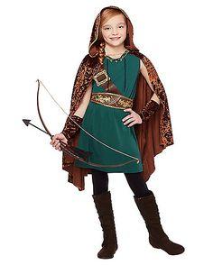 Kids Robin Hood Costume - Spirithalloween.com