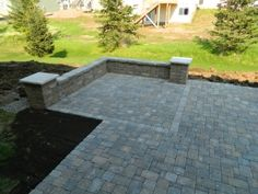 Apple Valley Paver Patio  landscaping