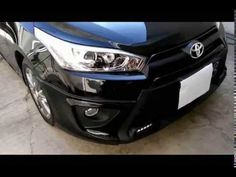 Review: All New Toyota Yaris 2016 TRD Sportivo Black/Hitam Exterior & In...